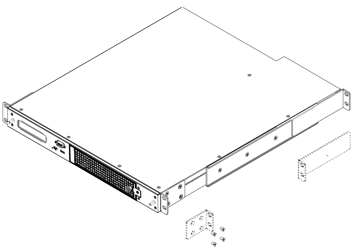 Installing the SafeNet Network HSM Hardware